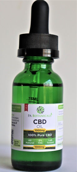 1000mg / 15ml CBD Oil