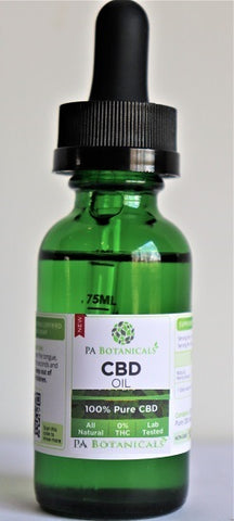 2000mg / 30ml CBD Oil