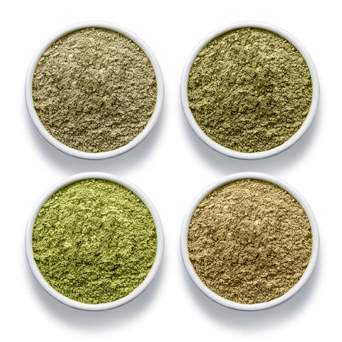 Kratom Powder Sample