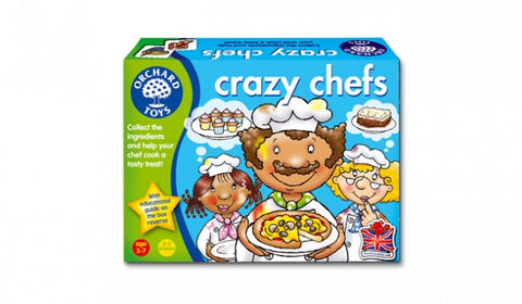Crazy Chef Game - Orchard Toys