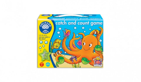 Catch and Count Game - Orchards Toys