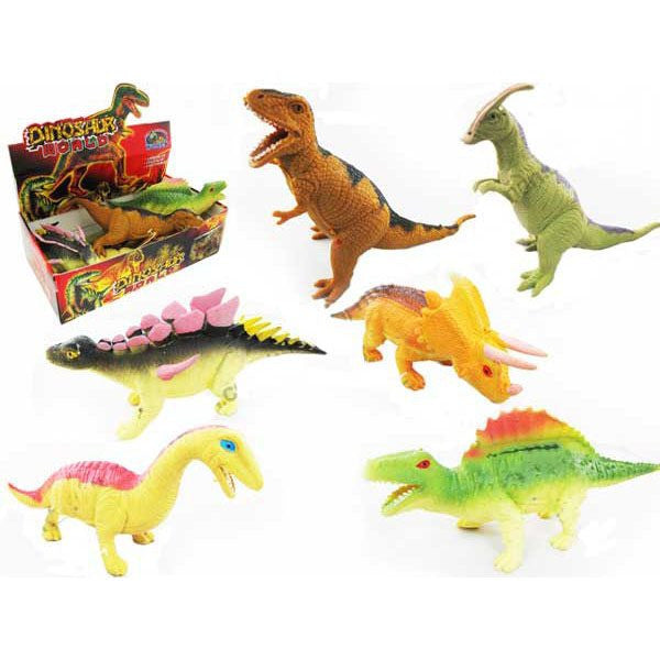Soft Squeezy Dinosaurs