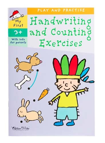 Handwriting & Counting Exercises