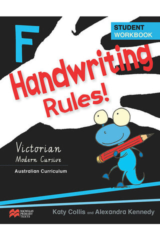 Handwriting Rules Prep