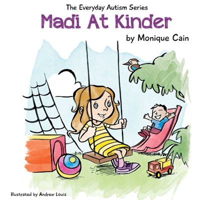 Madi At Kinder - The Everyday Autism Series