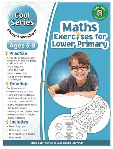 Cool Maths Exercises for Lower Primary – Everyday Kids