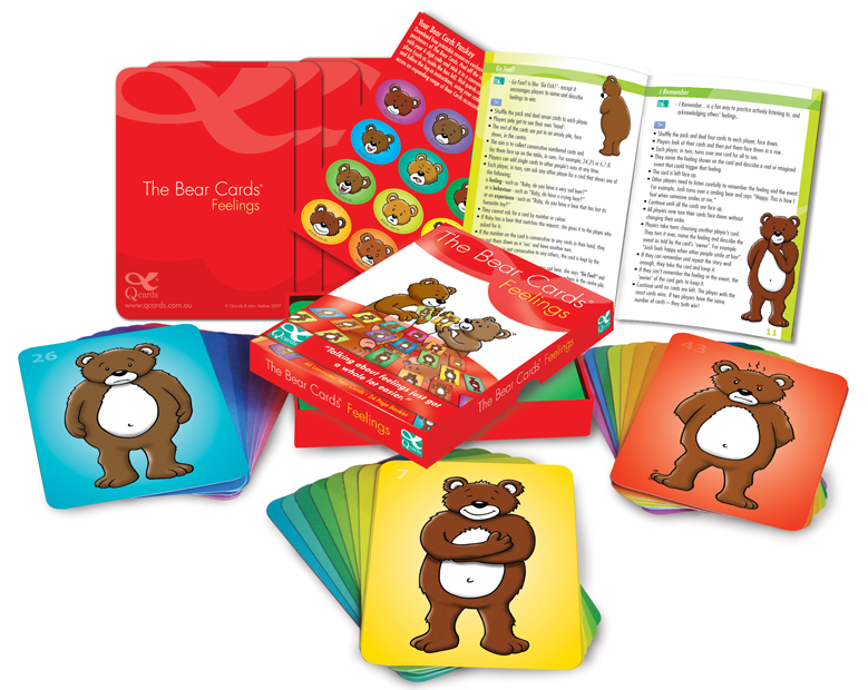 The Bear Cards Feelings