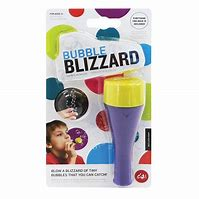 Bubble Blizzard  Was $10.95 Now $ 5.50  - Only 1 Left