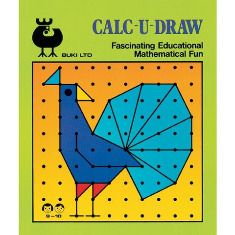 Buki Calc-U-Draw  Was$9.90 Now $4.95 - Only 3 left