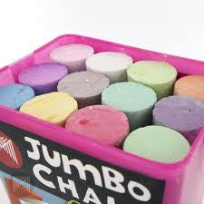 Jumbo Chalk Was $4.10 Now $2. Limited Stock Left