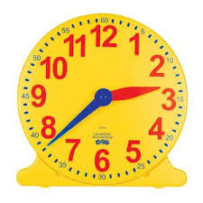Teach Me time clock