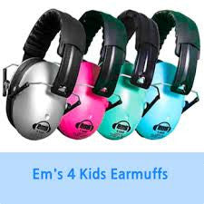 EM's Ear Muffs for Kids