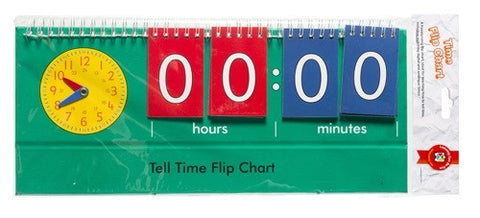 Time Flip Chart