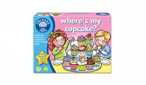 wheres my cupcake Orchard Toys