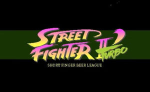 Street Fighter Beer League (SFBL) Sign Up
