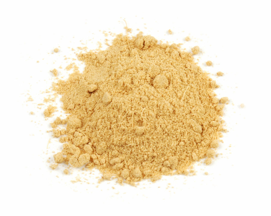 Short Finger Ginger Root Powder