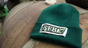 SFBC Forest Green Toque