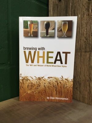 Brewing With Wheat - Hieronymus