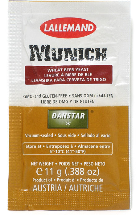 Danstar Munich German Wheat Beer Yeast
