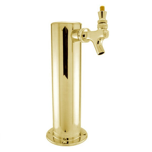 Short Finger Brass Tower