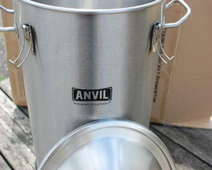 Anvil 7.5 Gallon Stainless Bucket Fermentor