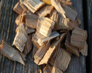 Short Finger Oak Chips