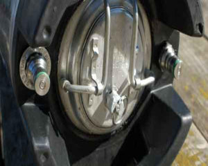 SFBC Used 5G Ball Lock Keg