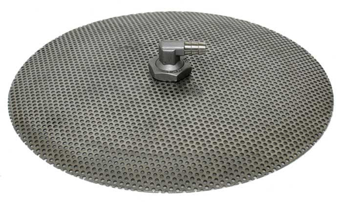 Short Finger SS False Bottom