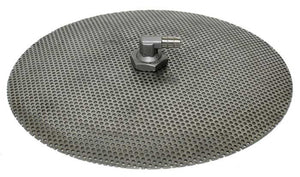 Stainless Steel False Bottom 12'' with Silicone Gasket
