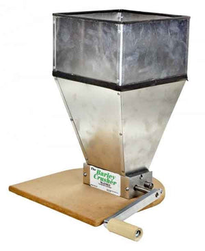 Barley Crusher Mat Mill - 15lb Hopper