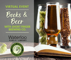 WPL VIRTUAL Books and Beer Package