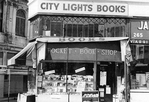 City Ligts Bookstore, San Francisco