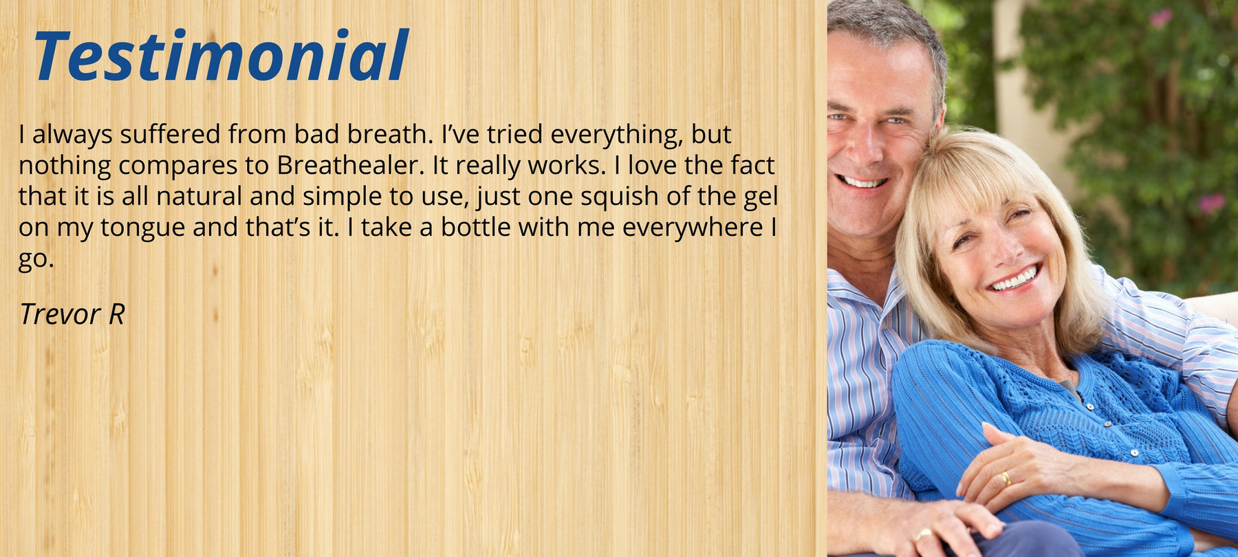 bad breath healer