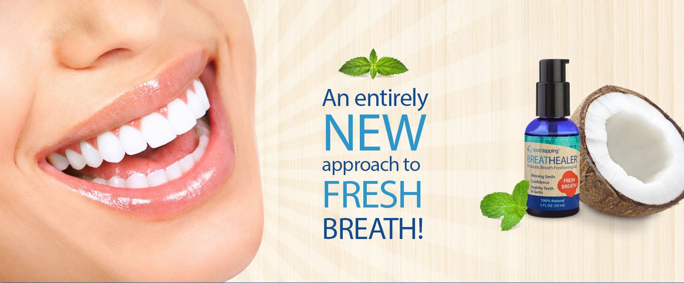 fresh breath healer