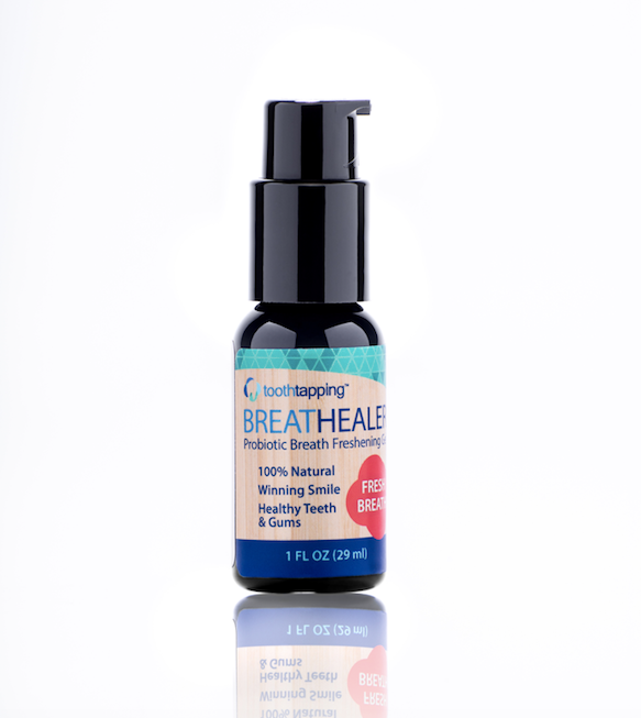 Breathealer: All Natural, Mint Mouth-Freshener