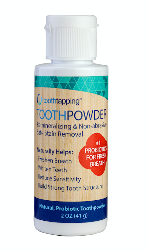 Natural Probiotic Tooth Powder