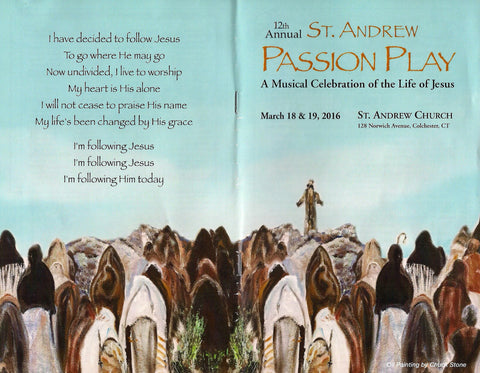 STA16 St. Andrew Passion Play 2016