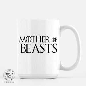 Mother of Beasts - Mug
