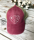 Three Circles Hat