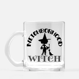 Clear Glass 11 fl oz - Neighborhood Witch