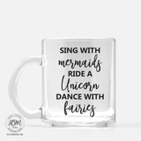 Mermaids, Unicorn, Fairies - Mug