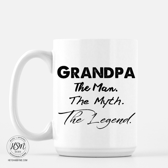 Legendary Man - Mug