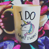 Unicorn Motto - Mug