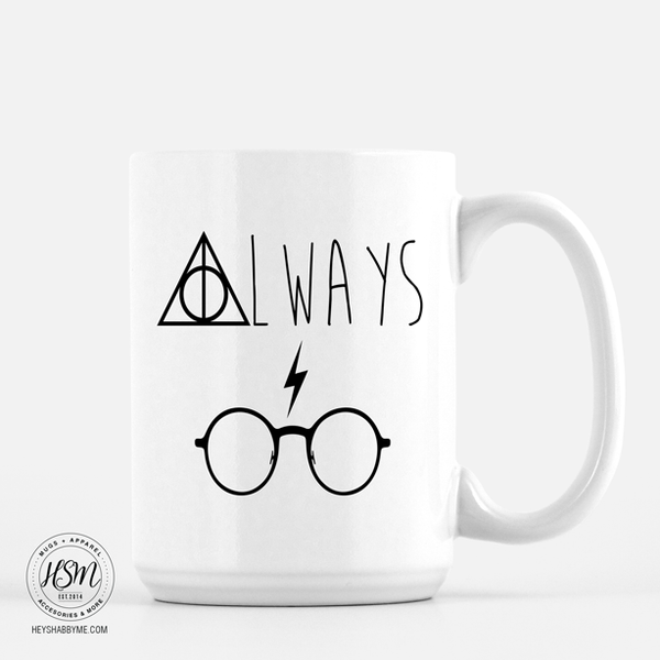 Always Potter Mug