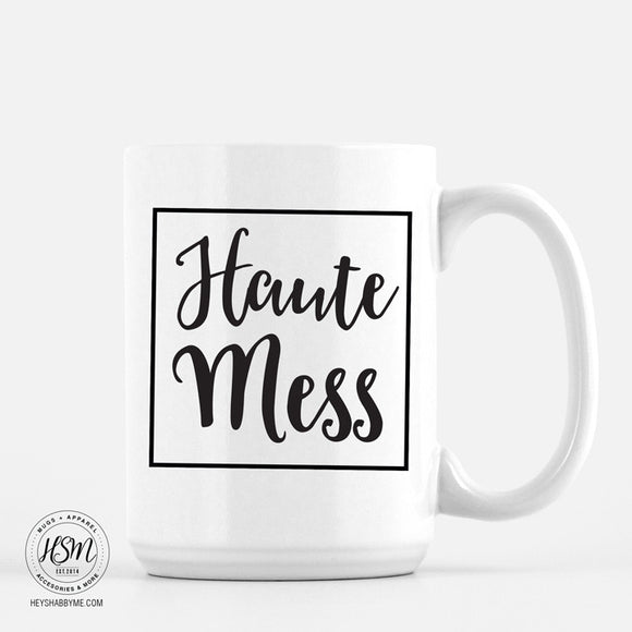 But First Coffee So I Can Mom Hard Mug Hey Shabby Me