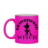 Neon Pink Matte 11 fl oz - Neighborhood Witch