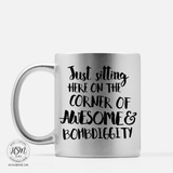 Awesome, Bombdiggity - Mug