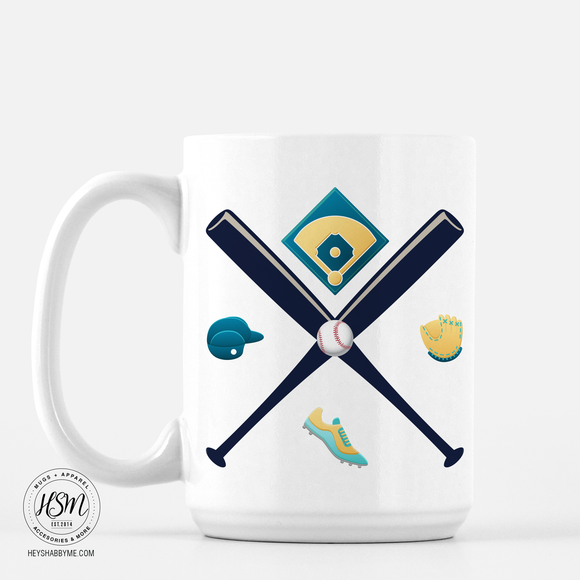 Ready for Baseball - Mug