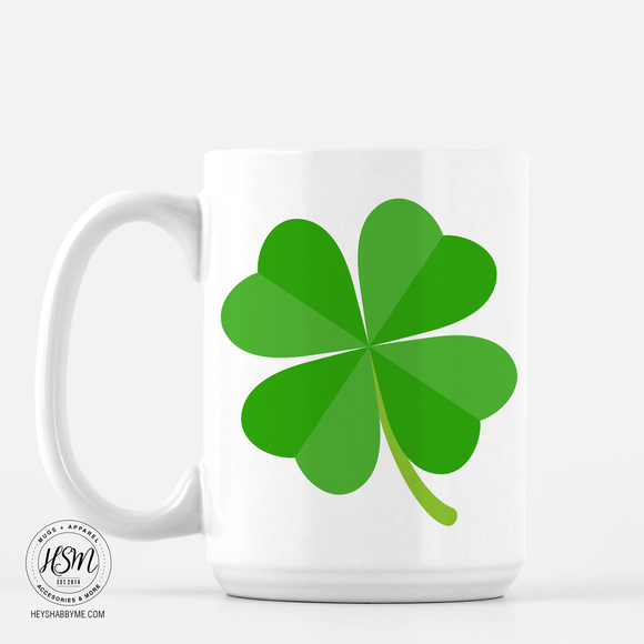 Four Leaf Clover - Mug