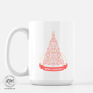 Deco Christmas Tree - Mug